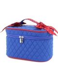 Quilted Cosmetic Case